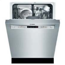 "24"" Recessed Handle Dishwasher"
