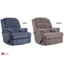 4502-19 PARKS Rocker Recliner in Cocoa
