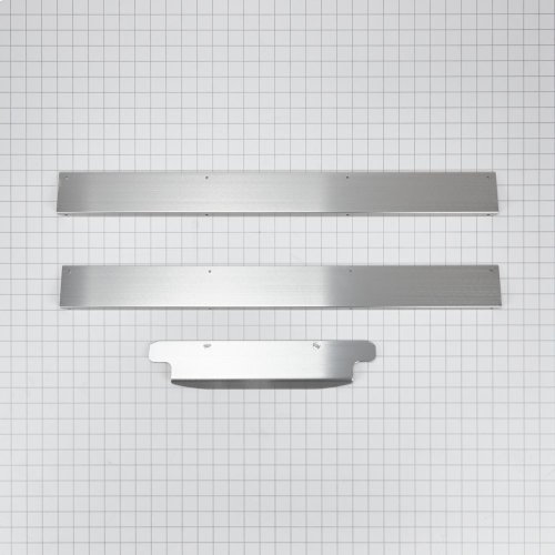 Ice Maker Trim Kit, Stainless Steel
