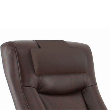 Hamar Cervical Pillow in Whisky Breathable Air Leather
