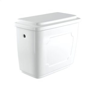 PERRIN & ROWE VICTORIAN CLOSE COUPLED WATER CLOSET TANK CISTERN ONLY WITH 1.28 GPF FLUSH MECHANISM Product Image