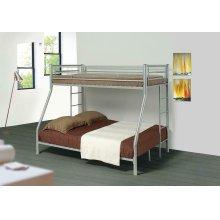 Denley Metal Twin-over-full Bunk Bed