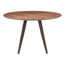 Dover Dining Table Small Walnut