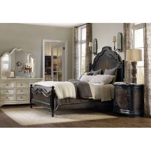 Bedroom Auberose 5/0-6/6 Rails
