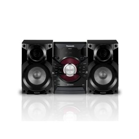 MAX DJ Jukebox Stereo System with Bluetooth and USB Music Play - SC-AKX18