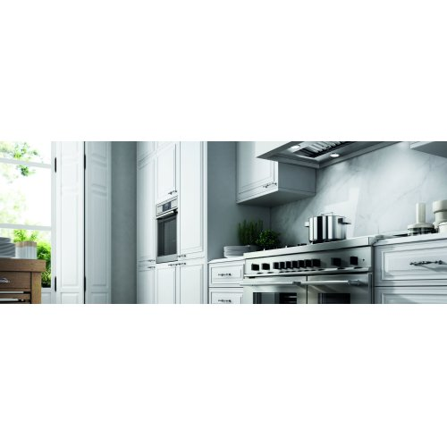 """Arezzo 28"""" Hood Insert - Stainless Steel - CLEARANCE ITEM"""