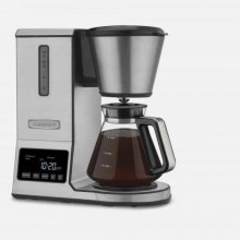 PurePrecision 8 Cup Pour-Over Coffee Brewer with Glass Carafe