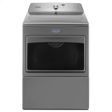 Large Capacity Gas Dryer with IntelliDry® Sensor - 7.4 cu. ft. Metallic Slate