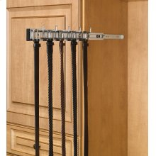 "Rev-A-Shelf - BRC-12CR - 12"" Pullout Belt Rack"