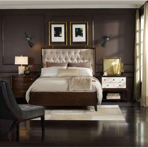 Bedroom 6/0 Shelter Rails