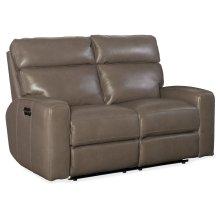 Living Room Mowry Power Recliner Loveseat w/ Power Headrest