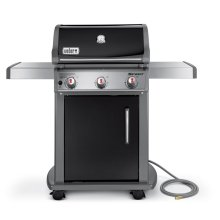 SPIRIT® E-310™ NATURAL GAS GRILL - BLACK