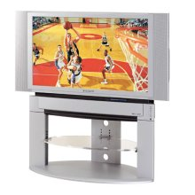 """43"""" Diagonal LCD Projection HDTV"""