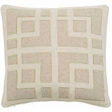 """Luxe Pillows Four Square (21"""" x 21"""")"""
