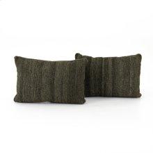 "16x24"" Size Juniper Kilim Pillow, Set of 2"