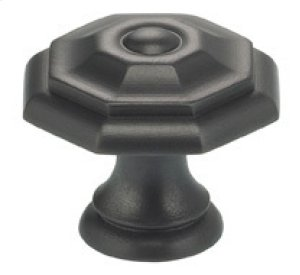 Classic Cabinet Knob in US10B (Oil-rubbed Bronze, Lacquered) Product Image