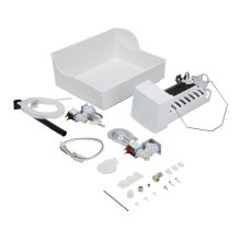 Top Freezer Refrigerator Ice Maker Assembly