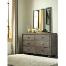 Arnett - Gray 2 Piece Bedroom Set