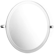 Satin Nickel (us15) Tilting mirror