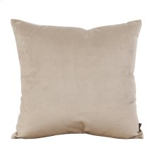 "16"" x 16"" Pillow Bella Sand"