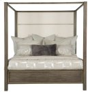 King-Sized Profile Poster Bed in Warm Taupe (378) Product Image