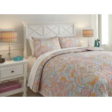 Full Coverlet Set