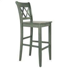 Mestler - Multi Set Of 2 Dining Room Barstools