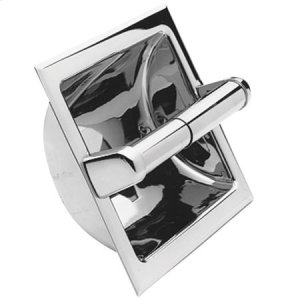 Forever Brass - PVD Recessed Toilet Tissue Holder Product Image
