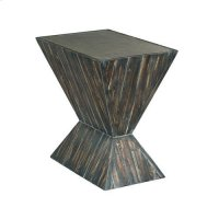 Hidden Treasures Angular Accent Table Product Image