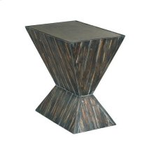 Hidden Treasures Angular Accent Table