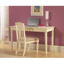 Meadowbrook Computer Desk (Wht)