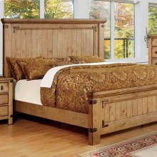 California King-Size Pioneer Bed