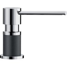 Blanco Lato Soap Dispenser - Anthracite