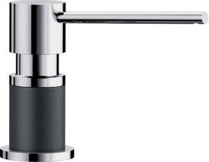 Blanco Lato Soap Dispenser - Anthracite Product Image