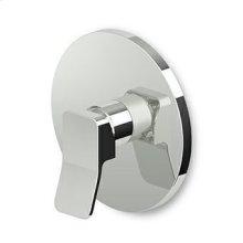 Buit-in single lever shower mixer with diverter, for Zetasystem (R97800) universal built-in body.