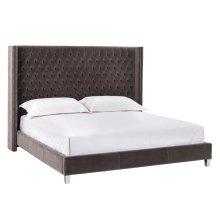 Mcallen Bed - Grey