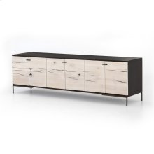 Bleached Yukas Finish Cuzco Media Console