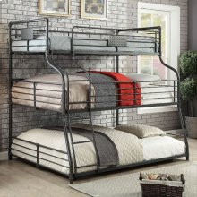 Olga Iii Twin/full/queen Bunk Bed