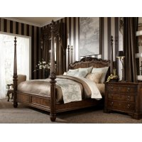 Poster King Bed Product Image