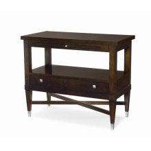 Metro Luxe Side Console
