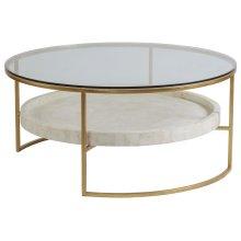 Cumulus Round Cocktail Table