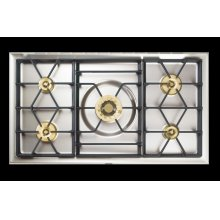 KG 491: 36-inch gas cooktop
