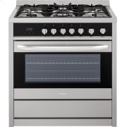 """36"""" 3.8 Cu. Ft. Gas Free-Standing Range Product Image"""