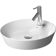 Cape Cod Washbowl 1 Faucet Hole Punched