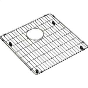 "Elkay Crosstown Stainless Steel 15-1/2"" x 15-1/2"" x 1-1/4"" Bottom Grid Product Image"