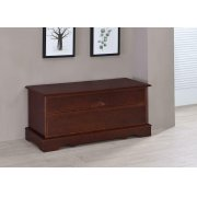 Traditional Cedar Brown Chest Product Image