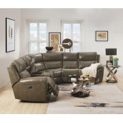 LONNA TAUPE SECTIONAL SOFA Product Image