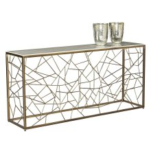 Vero Console Table - White