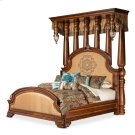 Cal King Half Tester Bed (7 Pc) Product Image