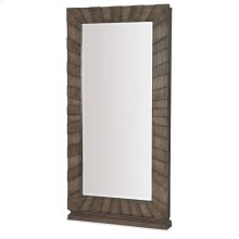 Accents Woodlands Floor Mirror w/ Jewelry Storage
